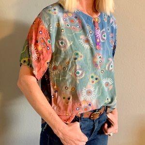 Vintage Tunic/Blouse